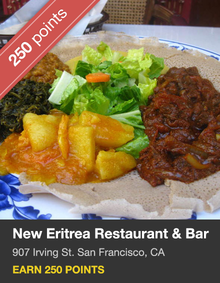 New Eritrea Restaurant & Bar