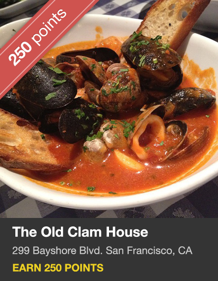 Old Clam House