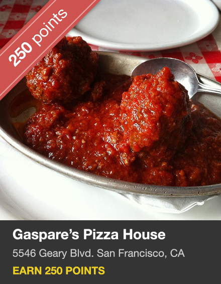 Gaspare's Pizza House & Italian Restaurant