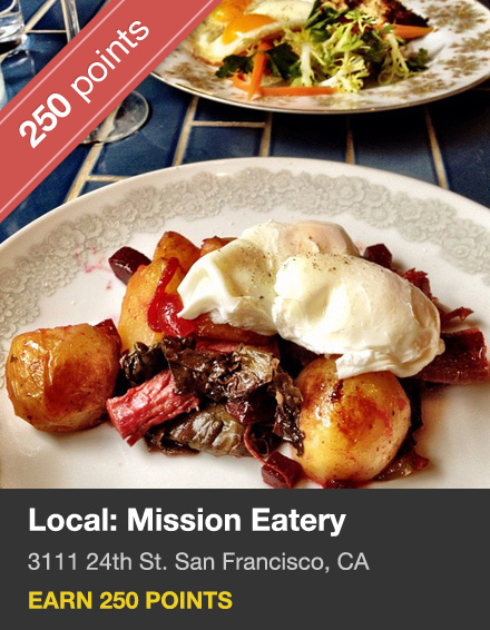 Local: Mission Eatery