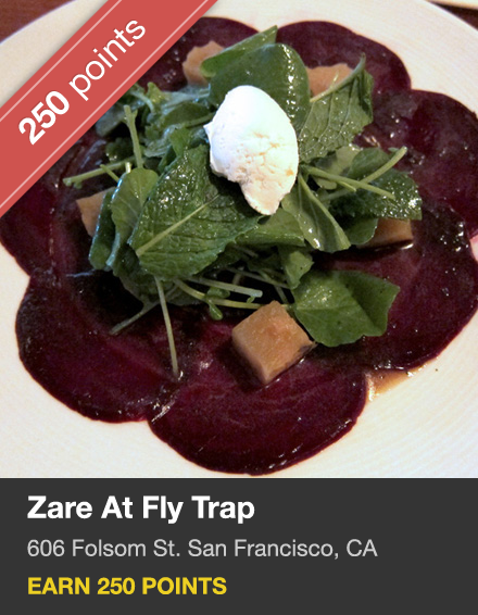 Zare At Fly Trap