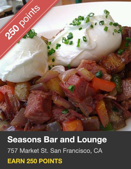 Seasons Bar and Lounge