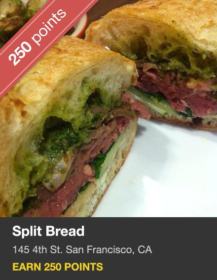 Split Bread