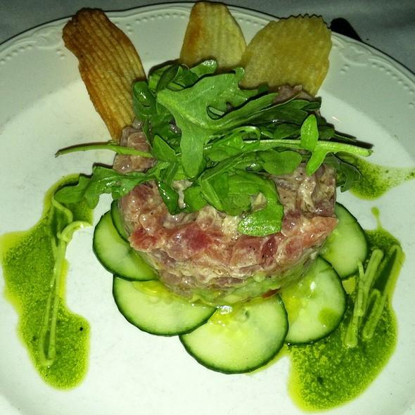 Ahi Tuna Appetizer - Jonathan's Ristorante - Huntington Village, Huntington, NY