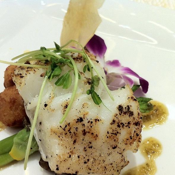 Cod Fish @ Parkyard Hotel Shanghai