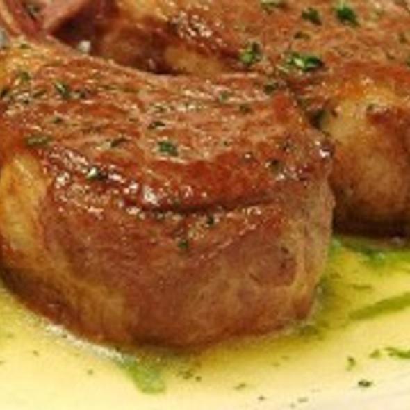 Lamb Chops @ Ruth's Chris Steak House