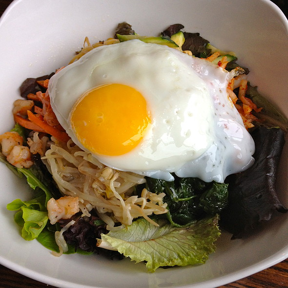 Bibimbap @ K Peppers