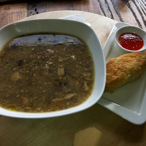 Mushroom Bisque Soup