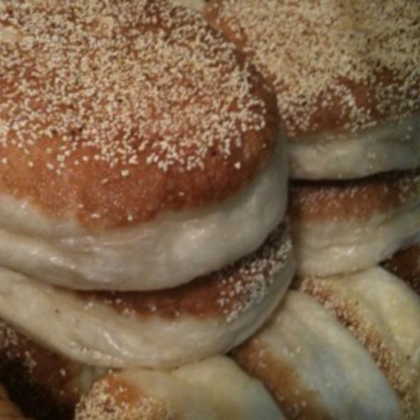 English Muffin @ Model Bakery