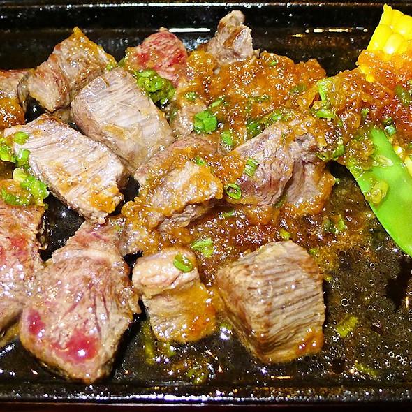 Saikoro Steak @ 万魚亭