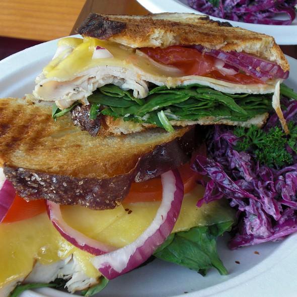 Sandwiches @ Locali