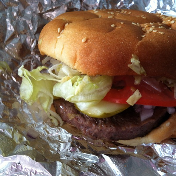 The Whole Truck Burger @ Alley Burger