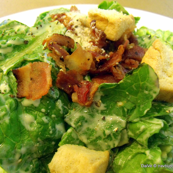 Caesar Salad @ Pizza Hut