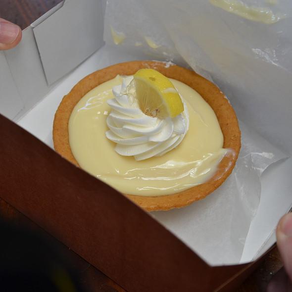 lemon pie @ La Madeleine Bakery Cafe & Bistro