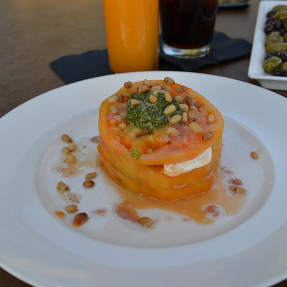 Tomato Appetizer @ Sierra Mar