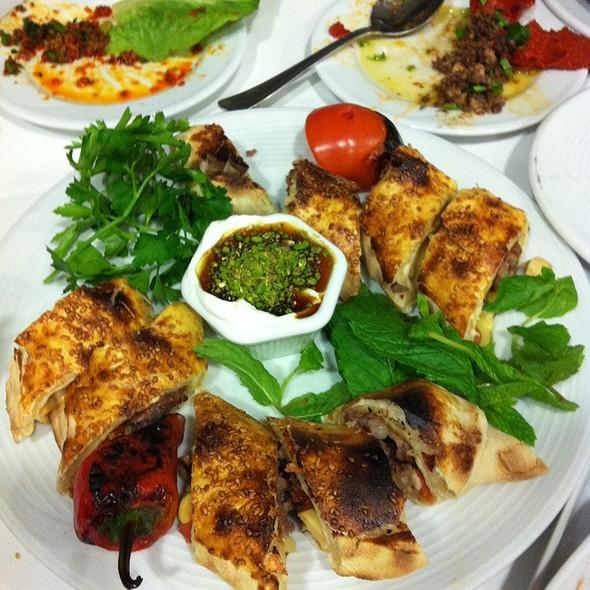 Sultan Kebabı @ Akdeniz Hatay Sofrası