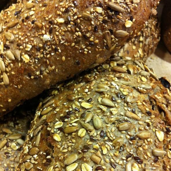 Organic Muesli Bread