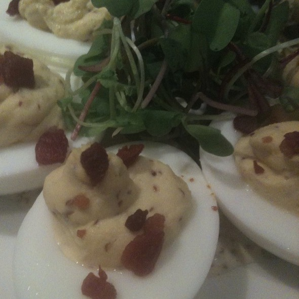 Deviled Eggs - New South Kitchen & Bar, Charlotte, NC