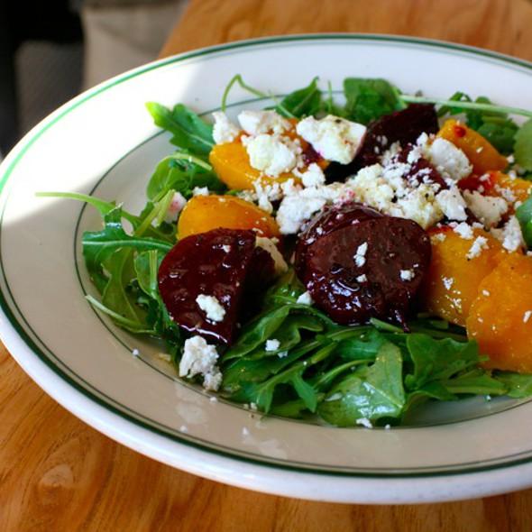 Beet Salad @ Pizzeria Delfina