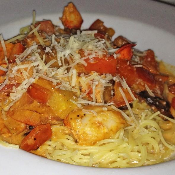 Seafood Pasta - Cafe Bizou - Pasadena, Pasadena, CA