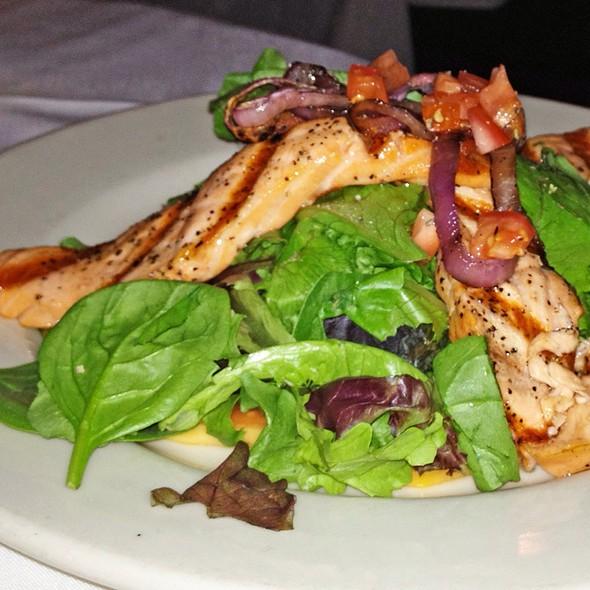 Grilled Salmon Salad - Cafe Bizou - Pasadena, Pasadena, CA