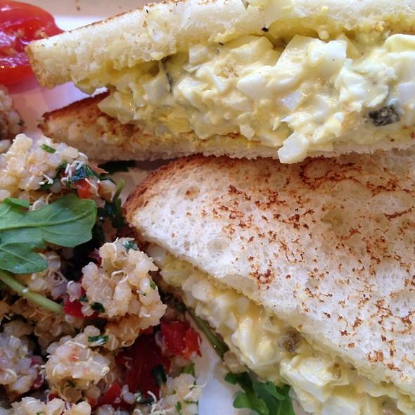 Egg Salad Sandwich @ La Boulange