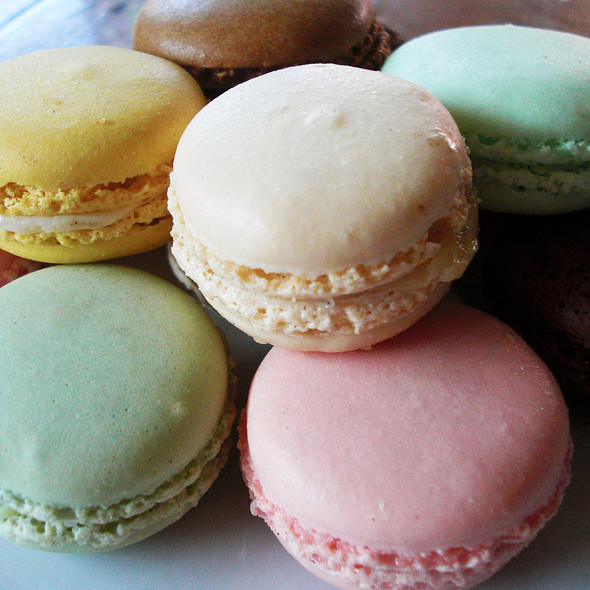 Macarons @ future bakery & cafe-annex