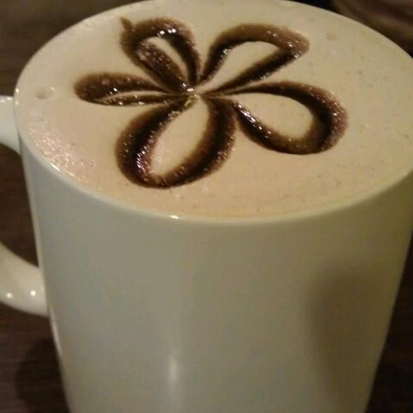 Coffee @ Salt Peanuts Cafe