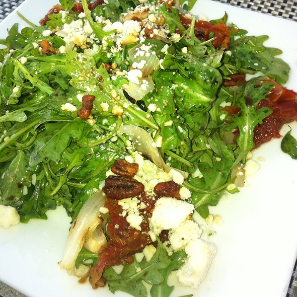Arugula Salad - Bistro 245, Key West, FL