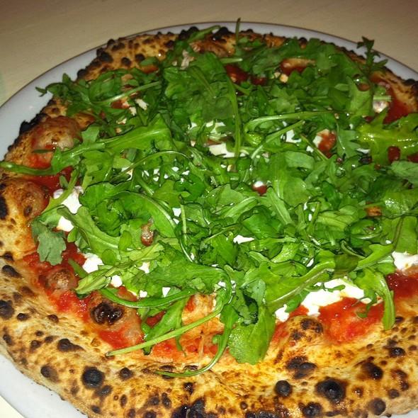 Arugala Pie  @ Porta Pizzeria