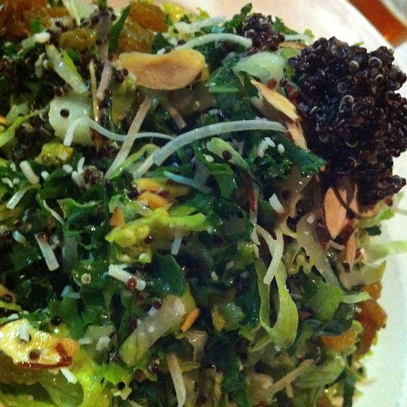 Kale Chopped Salad @ Napa Valley Grille