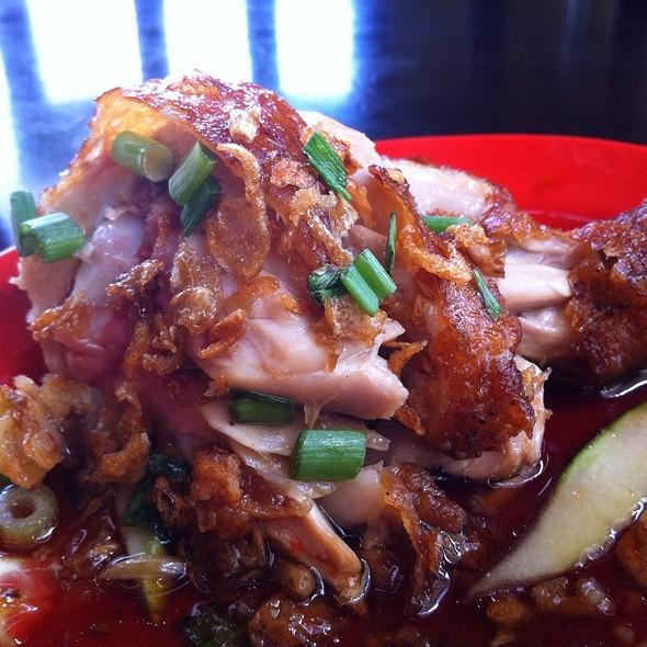 Nasi Ayam @ nasi ayam gemas