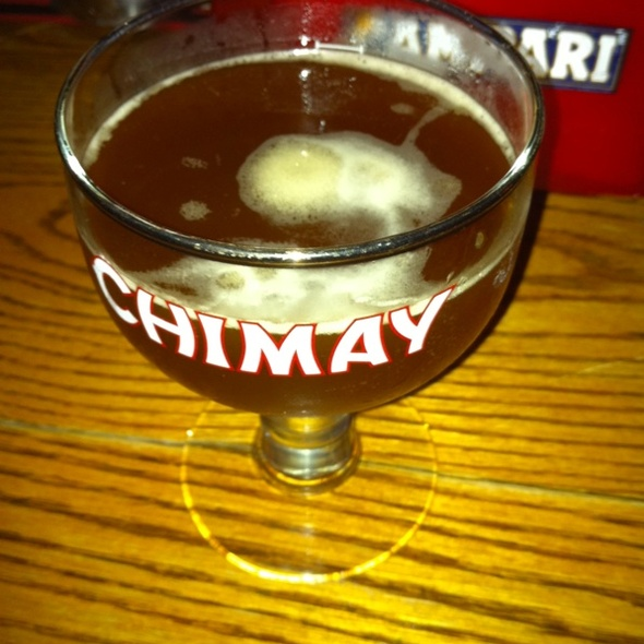 Chimay Red @ Professor Thom's