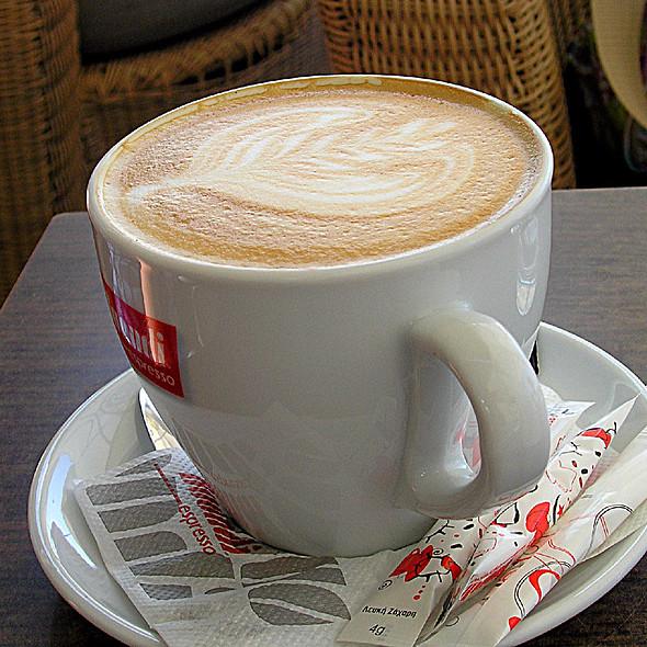 Cappuccino @ Symbol Cafe