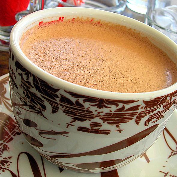 Hot Chocolate @ Symbol Cafe