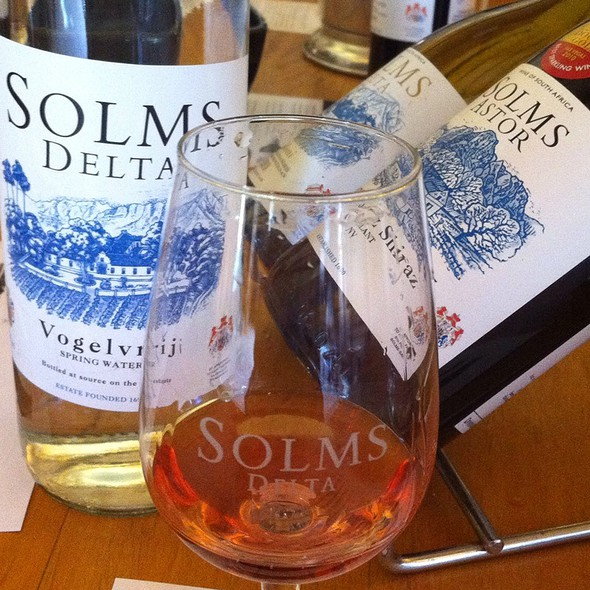 Lekkerwijn @ Solms-Delta – Franschhoek Wine Estate