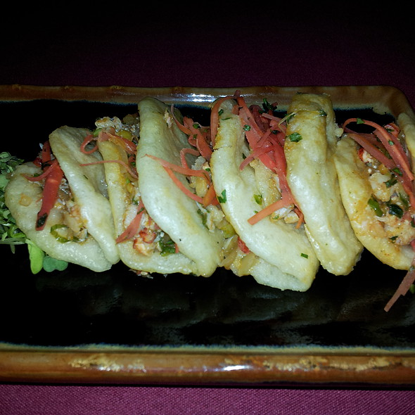 Lobster Sticky Bun - Vietnamese Style Sub Amuse @ Rouge