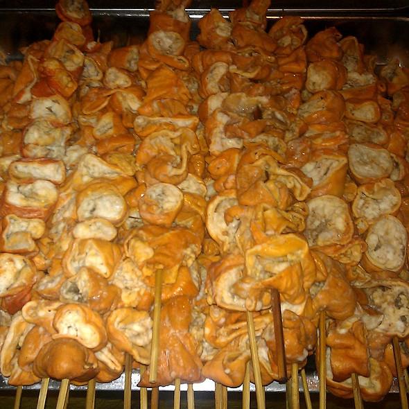 Isaw Baboy @ Il Mercanti Food Bazaar