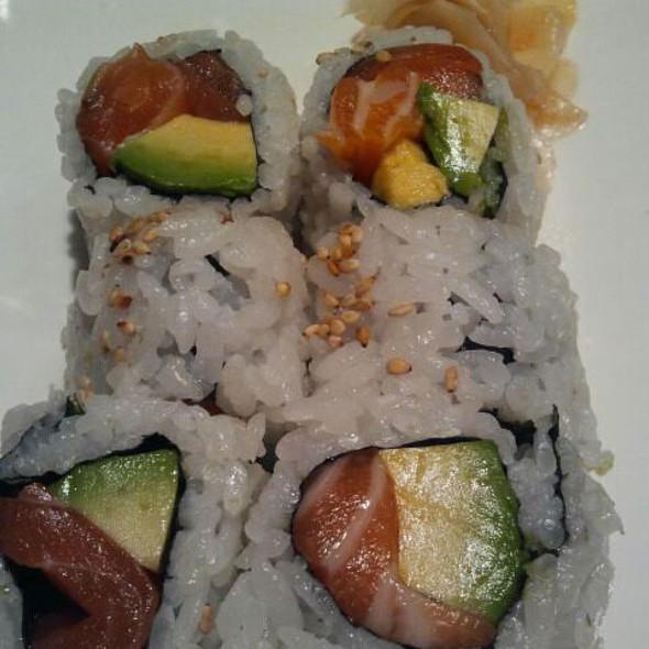 Salmon Maki Special - Hot Woks Cool Sushi - Willis Tower, Chicago, IL