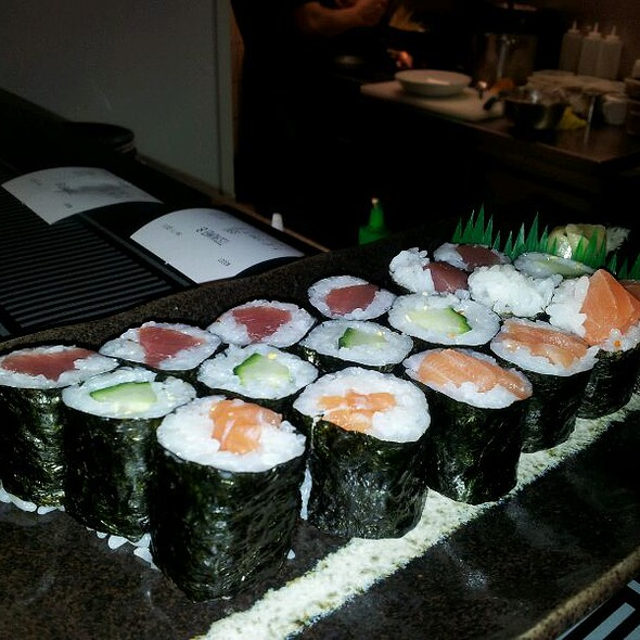Mixed Maki @ NOI* Sushi Restaurant
