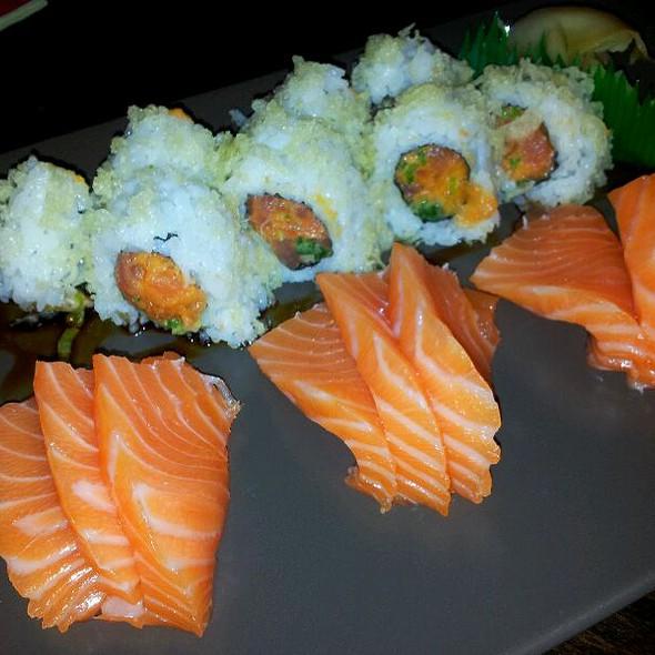 Sashimi And Rolls