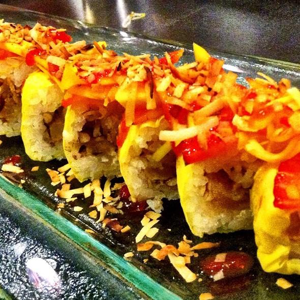Dessert Rolls @ Wasabi's Sushi & Asian Bistro