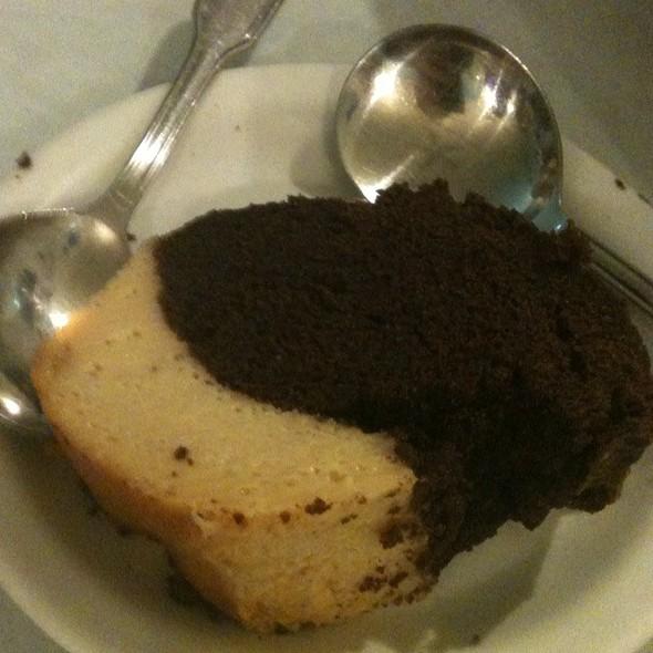 Chocolate Flan @ Lo Mejor De Jalisco