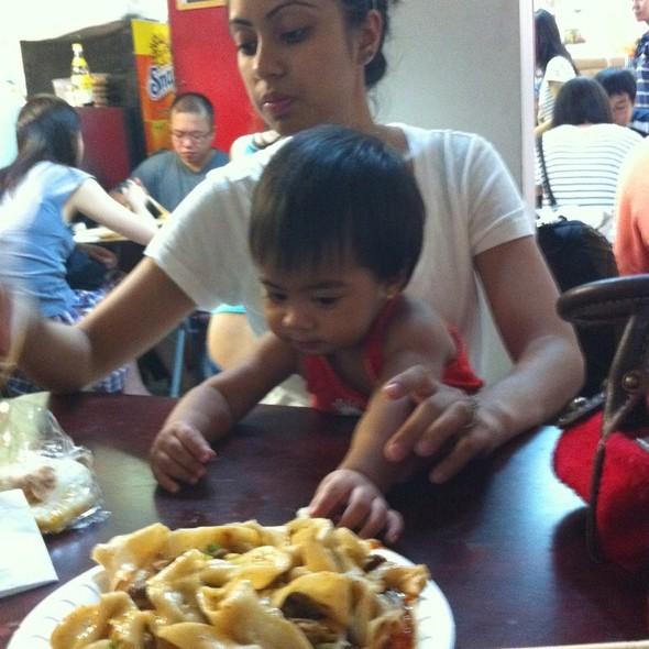 Lamb Noodles @ Golden Shopping Mall