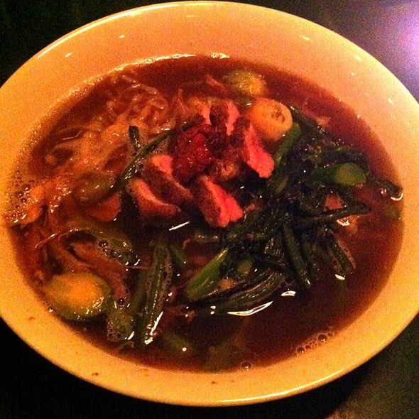 Duck Breast Ramen