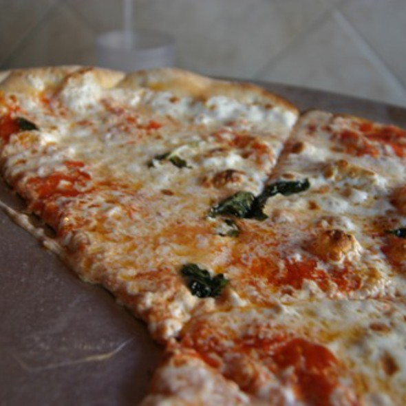 Margherita Pizza - Patricia's, Bronx, NY