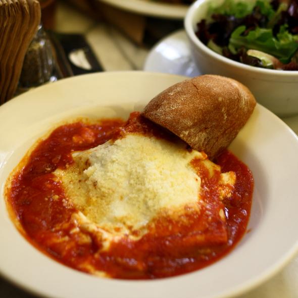 Baby Lasagna @ Park Chow