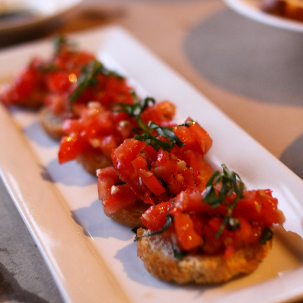 Bruschetta @ Sally's After Dark