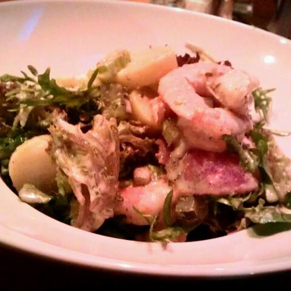 Bavarian Prawn Salad