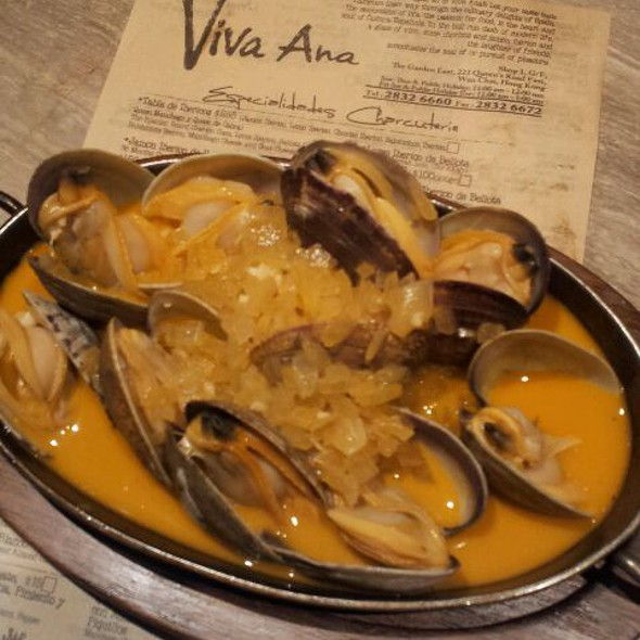 Clam In Fishermen Sauce  @ Viva Ana